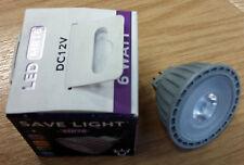 5 x LED Lightbulb MR16 6w(50w) 30,000 Hour