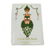 VINTAGE AMICO CHRISTMAS CARD RECORD AND ALL OCCASION ADDRESS BOOK NEVER USED