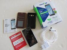 Samsung Galaxy SM-G550T1 - 8GB - Black (TracFone) Smartphone