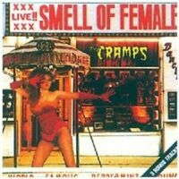 THE CRAMPS - SMELL OF FEMALE  CD NEW+