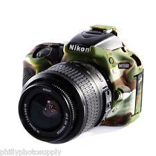 easyCover Armor Protective Skin for Nikon D5500 ( Camouflage) -> Bump Insurance