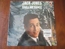 JACK JONES BILLY MAY & HIS ORCHESTRA Shall We Dance LP Kapp KL-1228 SEALED MONO