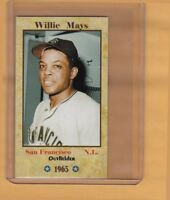 Willie Mays, '65 San Francisco Giants, Super Toys Centennial by Monarch Corona