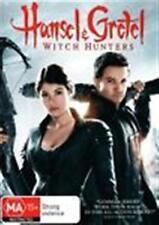HANSEL & GRETEL: WITCH HUNTERS Jeremy Renner, Gemma Arterton DVD NEW