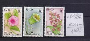 ! British Virgin Islands  1991.  Stamp. Yt#685/687. €30.00!