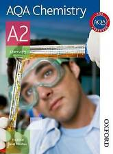 AQA Chemistry A2 Student Book by Ted Lister, Janet Renshaw (Paperback, 2009)