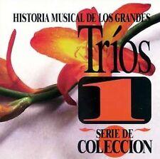 Various Artists : Historia Musical de los Grandes Trios CD