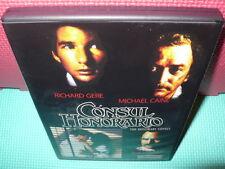 CONSUL HONORARIO - RICHARD GERE - MICHAEL CAINE - dvd