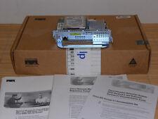 Nuevo cisco nm-CIDs-k9 Intrusion Detection System IDS Network módulos New Open Box