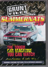 Grunt Files does Summernats 19 DVD