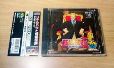 FATAL FURY REAL BOUT SNK GIOCO USATO BUONO NEO GEO CD EDIZIONE JAP VBC 54040