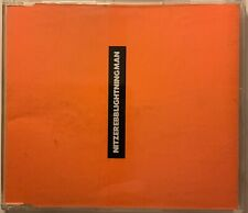 Nitzer Ebb, Lightning Man, 8cm Mini CD Single, 1990
