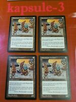 4x Patchwork Gnomes | Tempest | MTG Magic The Gathering Cards