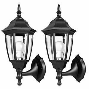 EMART Outdoor Porch Light LED Exterior Wall Light Fixtures Special Handling A...