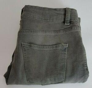 River Island Mens Jeans W30 L30 Washed Rinse Black Skinny Fit Stretch Size 30x30