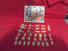 AIRFIX VINTAGE 1/72 HO/OO SCALE WATERLOO FRENCH ARTILLERY IN BOX FULL SET V.G.C.