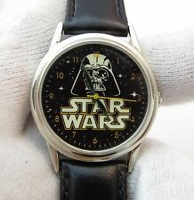 STAR WARS, Rare Dial, Darth Vader, MENS CHARACTER WATCH,1396, L@@K!