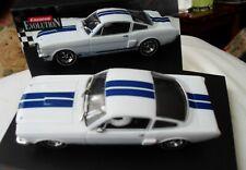 NEW Carrera 25428 Ford Mustang GT350  1/32 Evolution ANALOG SLOT CAR 1966 GT 350