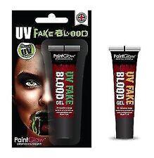 Maquillajes poliéster de color principal verde para disfraces