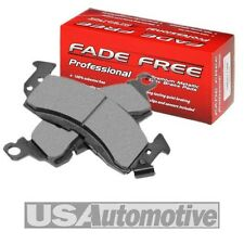 CHEVROLET ASTRO & GMC SAFARI FRONT DISC BRAKE PADS  2WD
