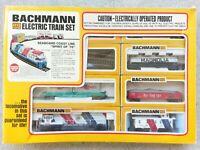 "Bachmann HO Seaboard Coast Line ""SPIRIT OF '76"" Electric Train Set GE U-36B"