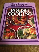 Polish Cooking by Rose Cantrell HC/DJ 1978