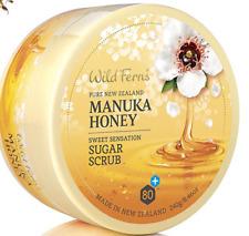 Manuka Honey Sweet Sensation Sugar Scrub 240g