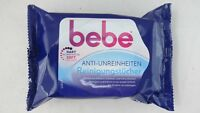 Bebe Young Care anti-impurities cleansing  wipes MADE IN GERMANY -FREE SHIPPING