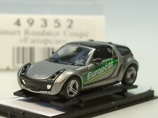 Busch Smart Roadster Coupe EUROPCAR - 49352 - 1:87