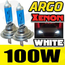 H7 100W XENON WHITE HEADLIGHT BULBS BMW 3 E21 E30 E46