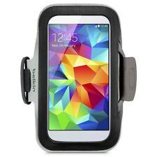 Étuis, housses et coques brassards noirs Samsung Galaxy S5 pour téléphone mobile et assistant personnel (PDA)