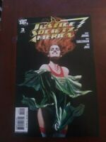 Justice Society of America 3: Alex Ross/Cyclone Cover (Black Adam Movie!)
