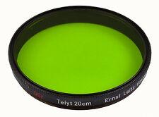 LEICA E48 GGr-Filter LEITZ GERMANY f. 20cm Telyt & 9cm Thambar MINT Wie NEU !!!