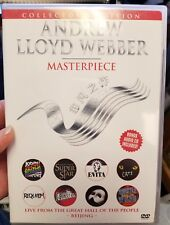Best of Andrew Lloyd Webber - Live in China (DVD, 2002, Includes Compact Disc)