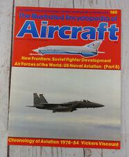 Illustrated Encyclopedia of Aircraft #180 Cutaway Vickers Viscount