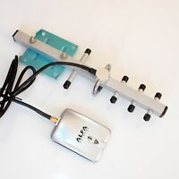 KIT turbo antenna YAGI ALFA Adaptador USB WiFi Antena 1000mw 2000mw 5m 22dBi