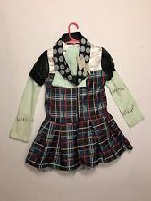 Monster High girls costume size medium good condition