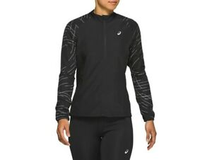 ASICS NIGHT TRACK RUNNING REFLECTIVE JACKET WOMEN'S RRP £79.99