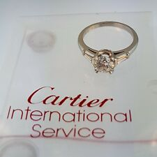 f21316e887172 Cartier Platinum Diamond Engagement Rings for sale   eBay