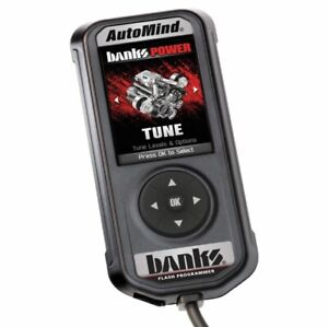 Banks 66410 AutoMind 2 Programmer Hand Held For Ford Diesel/Gas NEW