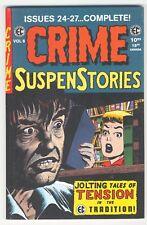 EC Annuals: CRIME SuspenStories #6