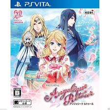 Angelique Retour PS Vita SONY JAPANESE NEW JAPANZON