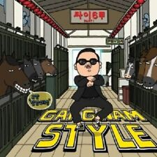 Psy-Gangnam Style (2-track) CD single pop techno nuevo