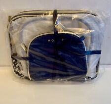 NEW Monat Travel Cosmetic Trio Cases Hair Products or Make up Bags Set of 3