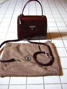 Damen Handtasche Umhängetasche Marke Goldpfeil braun