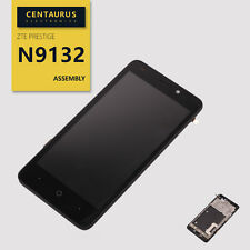 For ZTE Prestige N9132 Boost Mobile LCD Display Touch Screen Digitizer + Frame