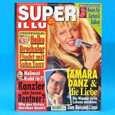 Super Illu 17-1997   17.04.1997 Tamara Danz Wolfgang Lippert Heike Drechsler