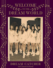 DREAMCATCHER 1st Concert WELCOME TO THE DREAM WORLD OFFICIAL GOODS LIGHT STICK