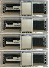 DATARAM 128GB (4X32GB) DDR3 ECC  1333 MEMORY RAM FOR THE 2013 APPLE MAC PRO 6,1