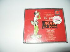 IRMA LA DOUCE ORIGINAL BROADWAY CAST CD FATBOX 1991 NEW & SEALED